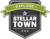StellarTown Badge